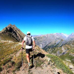 Trailen door Parc National des Ecrins