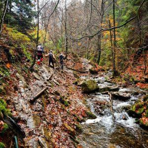 Trailtour Ninglinspo (Ardennen)